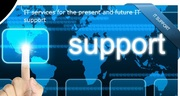 IT services for the present and future IT support